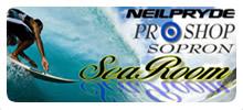 Searoom webshop