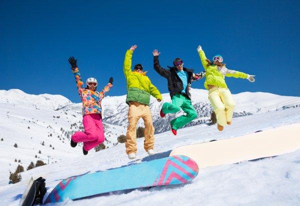 Tanulj meg Snowboardozni Egy nap alatt!